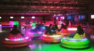 Bumper Cars On Ice Is Coming To Georgia And It Looks Like Loads Of Fun