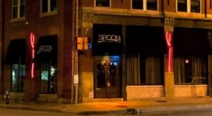 Enjoy An Unforgettable Meal In Front Of A Gigantic Fireplace At Spoon In Pittsburgh