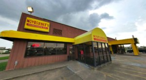 Feast On More Than 20 Different Burgers At Novrozsky's In Louisiana