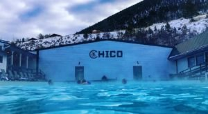 Some People Drive For Hours Just To Soak In Chico Hot Springs' Healing Waters in Montana