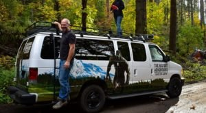 Hunt For Bigfoot In Washington On This One-Of-A-Kind Adventure