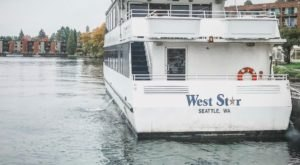 Take A Thanksgiving Day Cruise Aboard Waterways Cruises In Washington For A Unique Holiday Outing