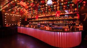 These 3 Holiday-Themed Bars In Georgia Are About To Become A New Christmas Tradition