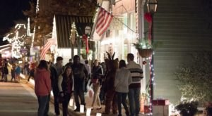 At Christmastime, Dillsboro, North Carolina Has The Most Enchanting Main Street In The Country