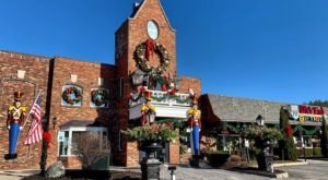 Get In The Spirit At The Biggest Christmas Store In Upstate New York: Wit's End Giftique
