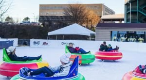 Bumper Cars On Ice Is Coming To A City Near Cleveland And It Looks Like Loads Of Fun