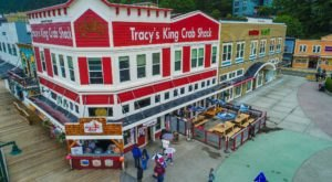 Fill Up On The Best King Crab Legs In Alaska At Tracy's King Crab Shack
