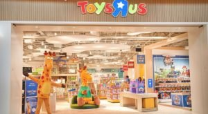 Toys 'R' Us Has Opened Its First New And Improved Stores Since Bankruptcy