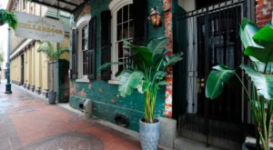 Once One Of The City's Longest-Running Brothels, The CellarDoor Restaurant In New Orleans Has A Delicious Menu