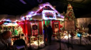 Visit Festival Of Lights, A Mesmerizing Christmas Display Near Buffalo With Thousands Of Glittering Lights