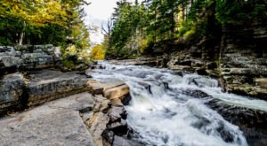 Coos County In New Hampshire Has Over 25 Waterfalls To Visit