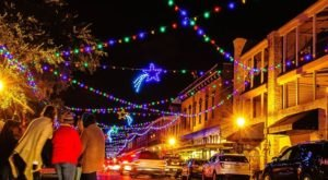At Christmastime, Natchitoches, Louisiana Has The Most Enchanting Main Street In The Country