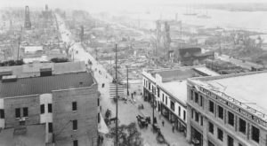 The Great Fire Of 1901 Was One Of The Greatest Tragedies In Florida's History