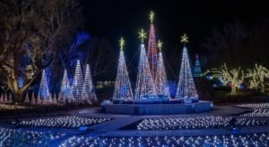 9 Christmas Light Displays In Kansas That'll Instantly Get You In The Holiday Spirit