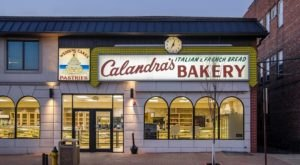 Calandra's Bakery In New Jersey Opens At 6 A.M. Every Day To Sell Their Delicious Made From Scratch Pastries
