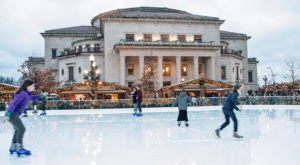 Enjoy A Winter Getaway To The Other Hamilton County Near Cincinnati For Magical Holiday Memories