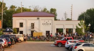 An Unexpected Night Out Awaits At Goshen Brewing Company, A Family-Friendly Brew Pub In Indiana