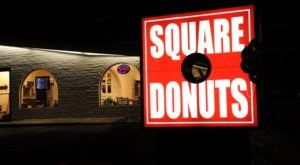 Enjoy The Timeless Hoosier Tradition Of Square Donuts That Have Been In Indiana Since 1967