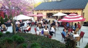 Take Your Taste Buds To Tuscany When You Visit The Italian House In Indiana