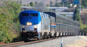 Amtrak's Annual Report Shows An Increase In U.S. Train Travel This Year