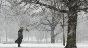 An Arctic Blast Is Making Its Way To The U.S. And Forecasters Predict 30 Inches Of Snow In Some Places