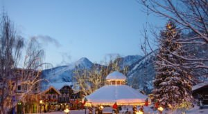 Leavenworth, The One Christmas Town In Washington That's Simply A Must Visit This Season