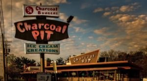 The Nostalgic Charcoal Pit In Delaware Is Sure To Bring You Back To Your Childhood