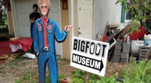 The Bigfoot Crossroads Museum Of Nebraska Is A Massively Fun Time For The Whole Family