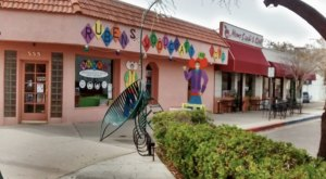 This Quaint Toy Store In Nevada, Ruben's Wood Craft And Toys, Will Make You Feel Like A Kid Again