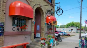The Most Charming Pit Stop On Minnesota's Soo Line Trail Is Jordie's Trailside Cafe