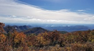 Visit Jocassee, The Grand Canyon Of South Carolina, To See The Beautiful Changing Leaves This Fall