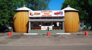 The Old Fashioned Fabulous Kegs Drive-In Restaurant In North Dakota Hasn't Changed In Decades