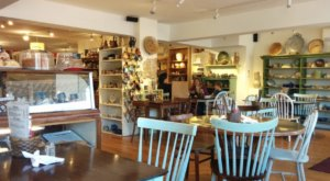 Make Your Own Pottery And Enjoy A Scrumptious Meal At Portland Pottery Cafe In Maine