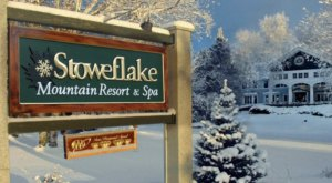 For A Day Of Pampering, Head To Stoweflake Mountain Resort & Spa In Vermont