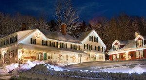 Visit The Christmas Farm Inn, The Christmas-Themed Restaurant In New Hampshire Where It's Festive All Year Long