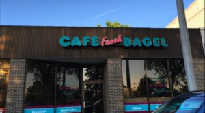 For The Best Hot And Fresh Bagels In All Of Massachusetts, Head Over To Cafe Fresh Bagel