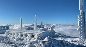 The Recent Storm On Mt. Washington Proves That Winter Has Officially Hit In New Hampshire