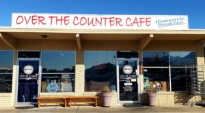 Wake Up To A Fresh, Homemade Breakfast At Over The Counter Cafe In Utah