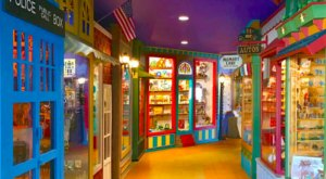 Take A Walk Down Memory Lane And See Toys From Past Decades At The Lark Toy Museum In Minnesota