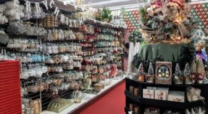 Get In The Spirit At The Biggest Christmas Store In Massachusetts: The Christmas Place