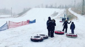 The Longest Snow Tubing Run In South Dakota Can Be Found At Great Bear Ski Valley