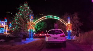 Even The Grinch Would Marvel At The Festival Of Lights In Spanish Fork, Utah