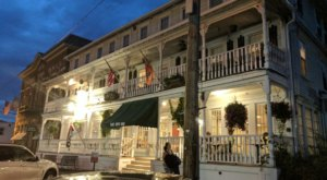 Stay Overnight In The 144 Year-Old Tilton Inn, An Allegedly Haunted Spot In New Hampshire