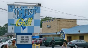 Treat Yourself To The Most Delicious Lobster Dinner In Delaware At The Elegant Big Fish Grill