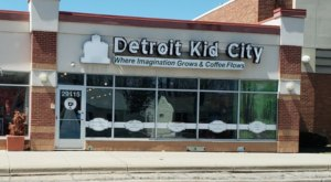 Detroit Kid City Is An Indoor Playground And Cafe In Michigan That The Whole Family Will Love