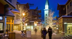For An Unforgettable Thanksgiving Weekend, Head To Stratton Village In Vermont
