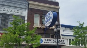 You Can Still Sit At The Original Soda Fountain At The Historic Bluebird Restaurant In Utah