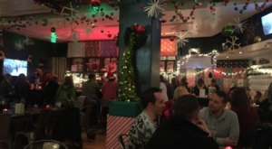 Even Scrooge Would Love The Christmas-Themed Pop-Up Bar, Miracle, In Colorado
