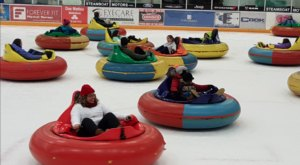 Bumper Cars On Ice Is Coming To Colorado And It Looks Like Loads Of Fun