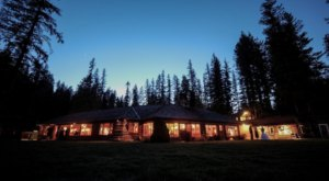 The Coziest Place For A Winter Idaho Meal, Elkins Resort, Is Comfort Food At Its Finest